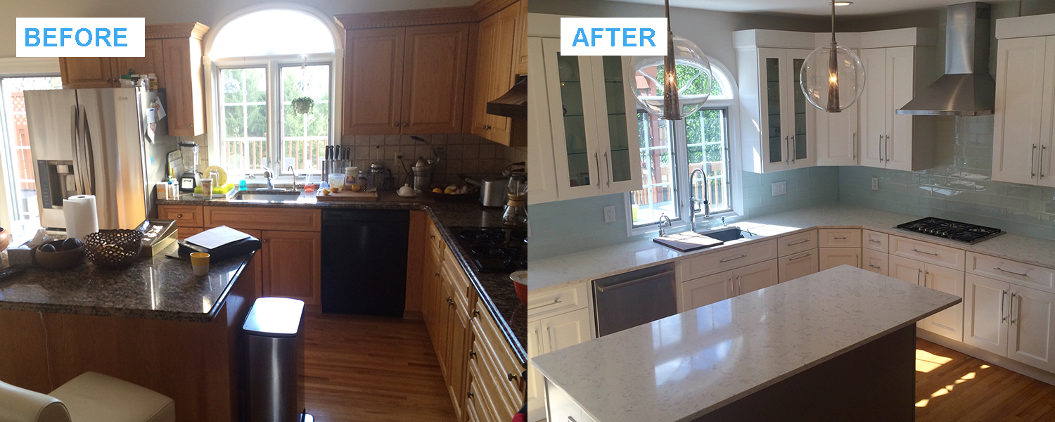 kitchen renovation services