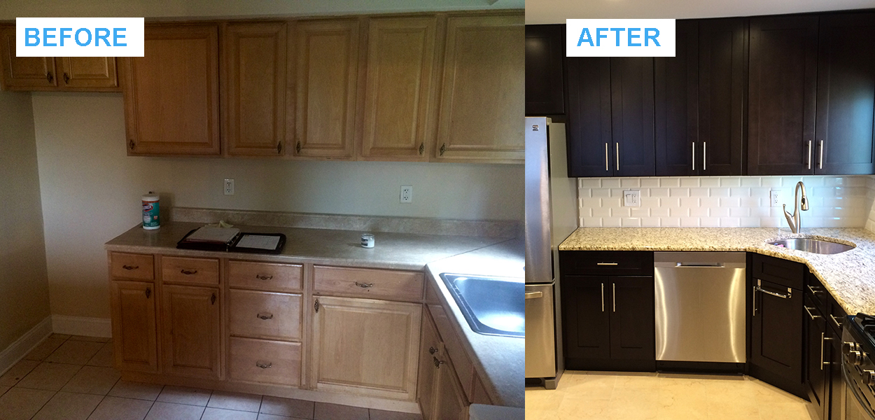 kitchen renovation in Middlesex and Central Jersey