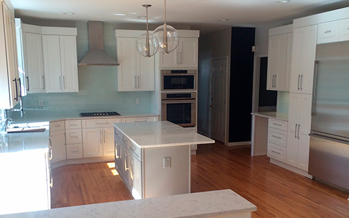 kitchen remodelling services in Middlesex