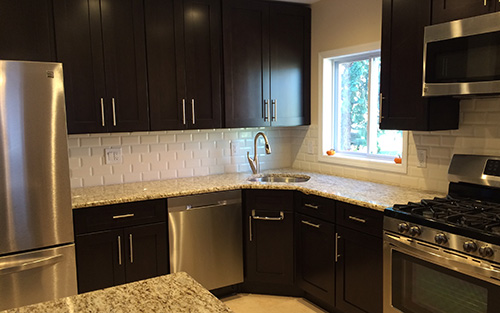 kitchen renovation services in Middlesex