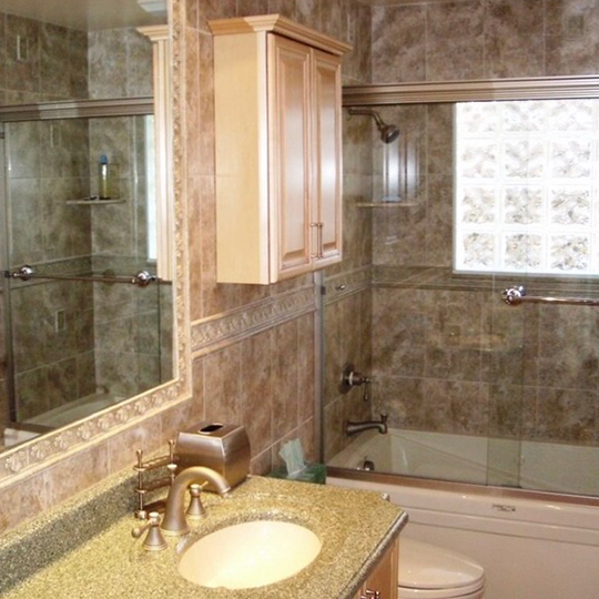 bathroom remodelling in New Jersey