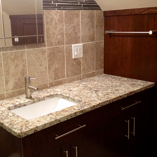bathroom renovation in New Jersey