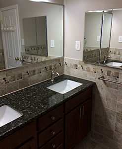 bathroom renovation services in Middlesex
