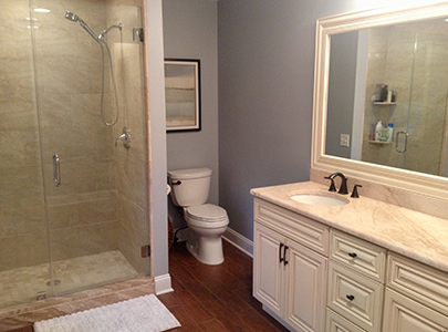 bathroom renovation services in New Jersey